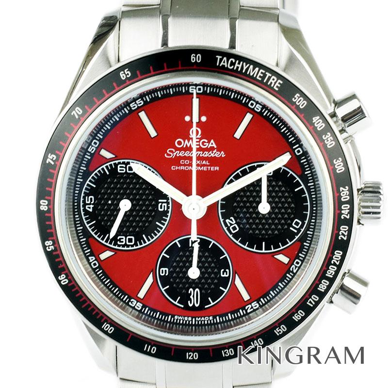 オメガ OMEGA スピードマスターレーシング Ref.326.30.40 コーアクシャル 自動巻 メンズ 腕時計 omte【中古】