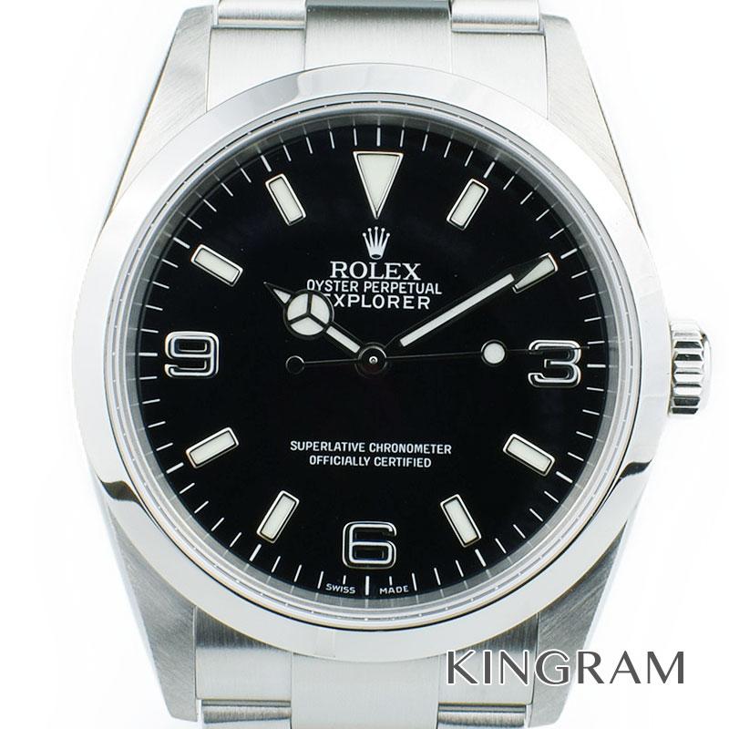 ロレックス ROLEX エクスプローラ1 Ref.114270 F番 自動巻 メンズ 腕時計 gi 【中古】