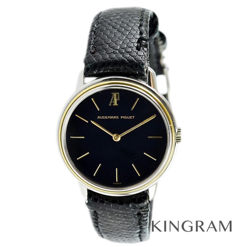 オーデマ・ピゲ AUDEMARS PIGUET OH済 社外製ベルト クォーツ レディース 腕時計 du【中古】