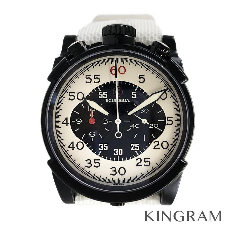 シーティー スクーデリア CT SCUDERIA CS10116 クォーツ メンズ 腕時計 se【中古】