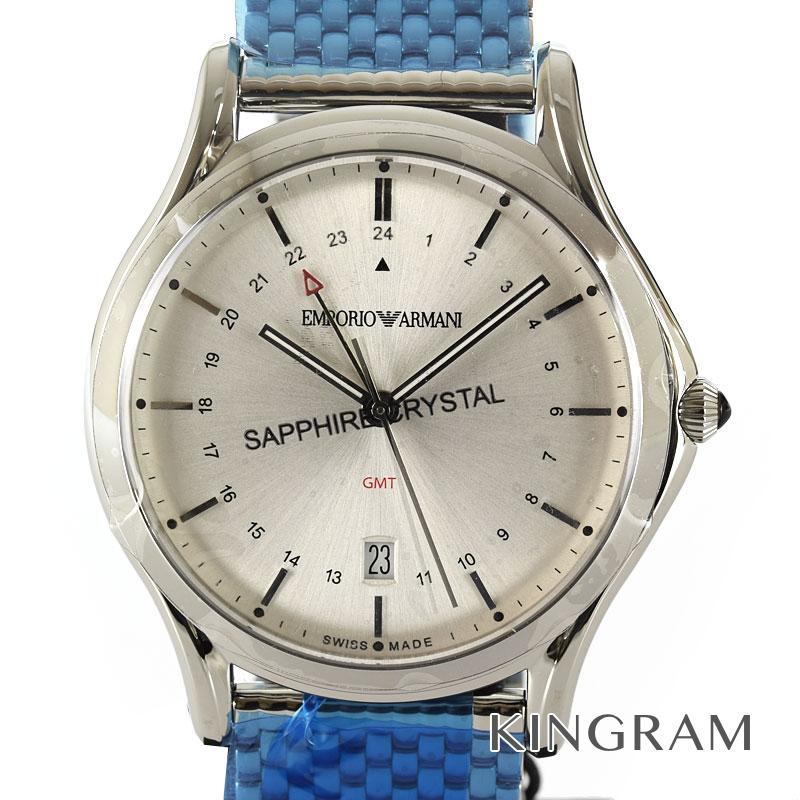 エンポリオ・アルマーニ Emporio Armani ARS1101 クラシック クォーツ メンズ 腕時計 rna【中古】