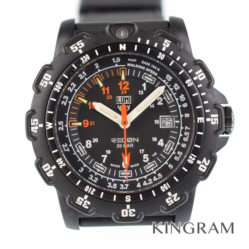 ルミノックス LUMINOX マイル リコンポイントマン Ref.8822.MI クォーツ メンズ 腕時計 ec 【中古】