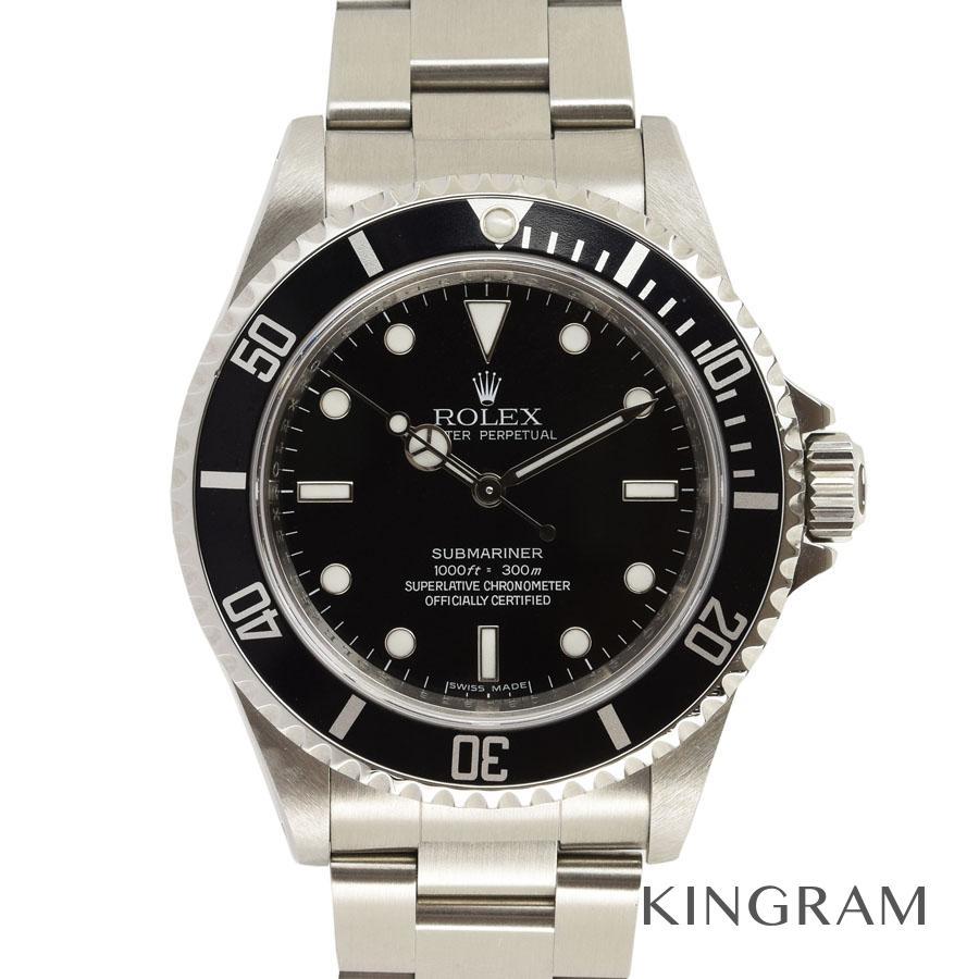 ロレックス ROLEX サブマリーナ ノンデイト 14060M V番 自動巻 メンズ 腕時計 gi【中古】