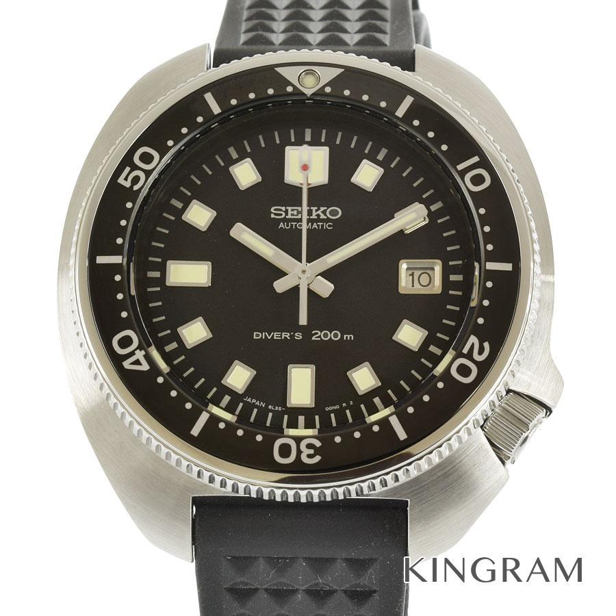 セイコー SEIKO プロスペックス 1970メカニカルダイバーズ 復刻デザイン SBDX031 自動巻 2500本限定 8L35-00X0 メンズ 腕時計 fah【中古】