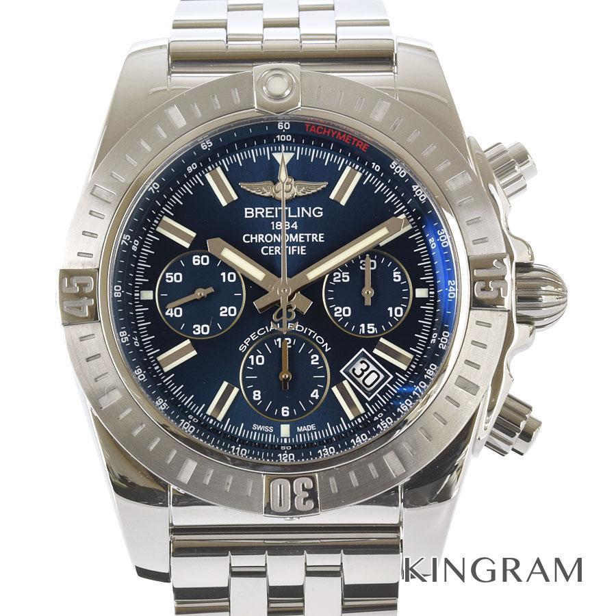 ブライトリング BREITLING クロノマット AB0115 JSP 日本特別モデル AB011511/C956 自動巻 メンズ 腕時計 as【中古】