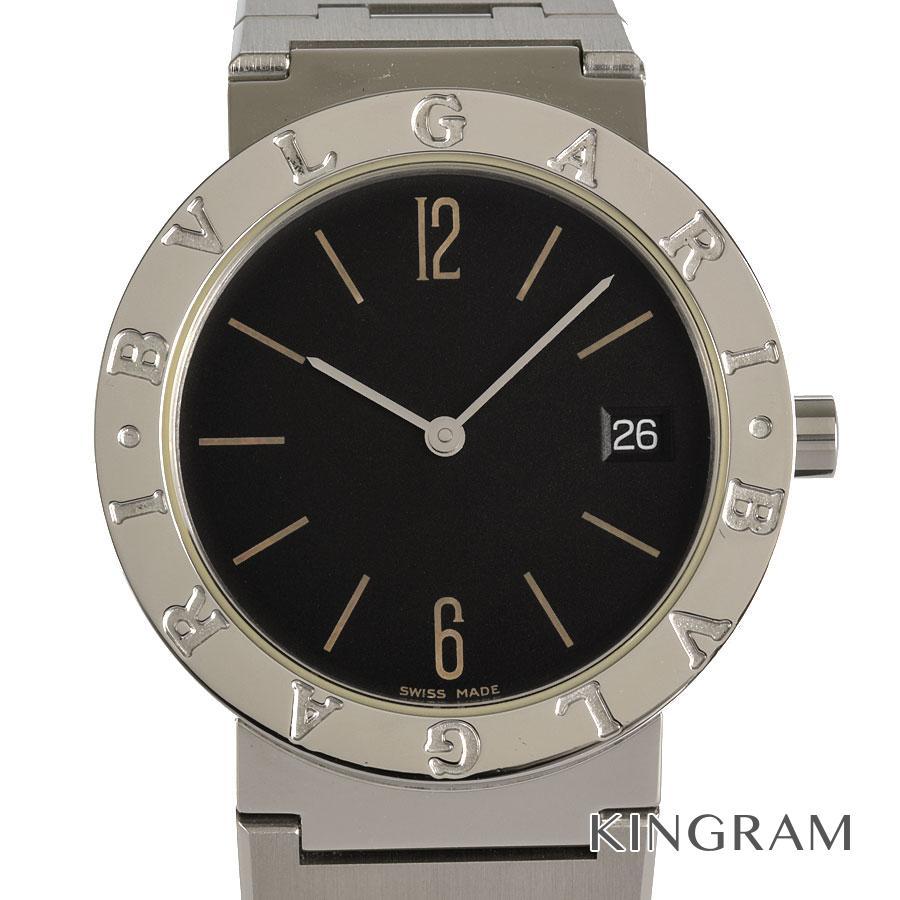 ブルガリ BVLGARI ブルガリブルガリ BB33SS 電池交換済 外装仕上げ済 クォーツ メンズ 腕時計 ros【中古】
