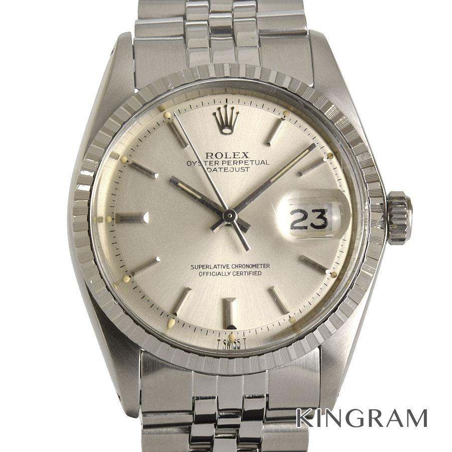 ロレックス ROLEX デイトジャスト 1603 外装仕上げ済 OH済 自動巻 メンズ 腕時計 te【中古】