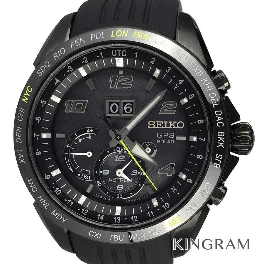セイコー SEIKO アストロン SBXB143 ノバク・ジョコビッチ 限定モデル 8X42-0AD0 ソーラークォーツ メンズ 腕時計 rhr【中古】