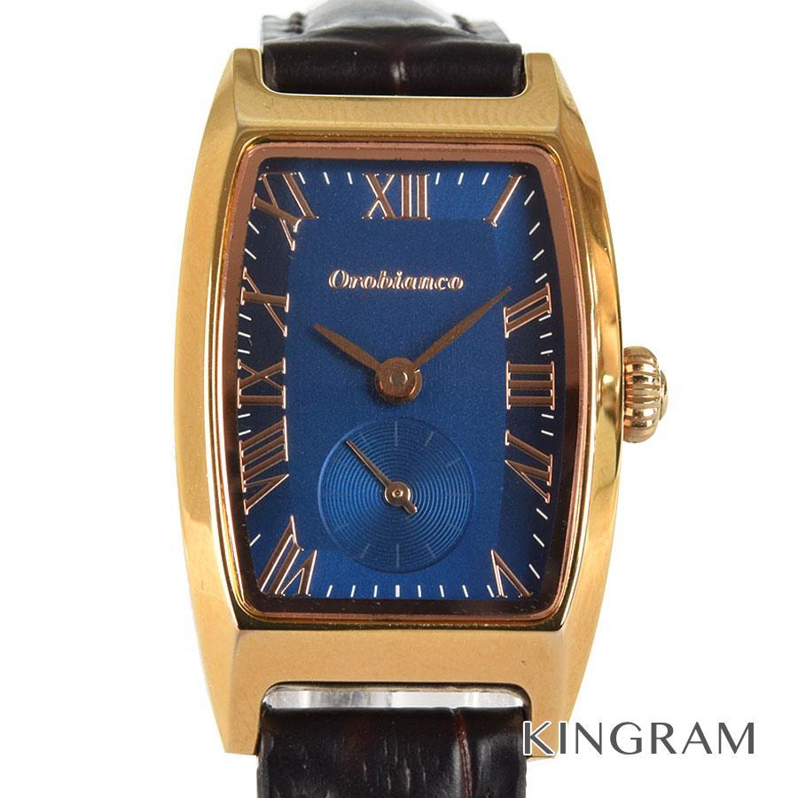 オロビアンコ Orobianco OR-0066-9 デルノンナ 未使用 レディース 腕時計 ec【中古】