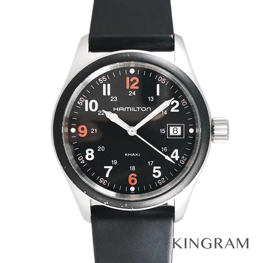 ハミルトン HAMILTON H684210 カーキ クォーツ メンズ 腕時計 rhr【中古】