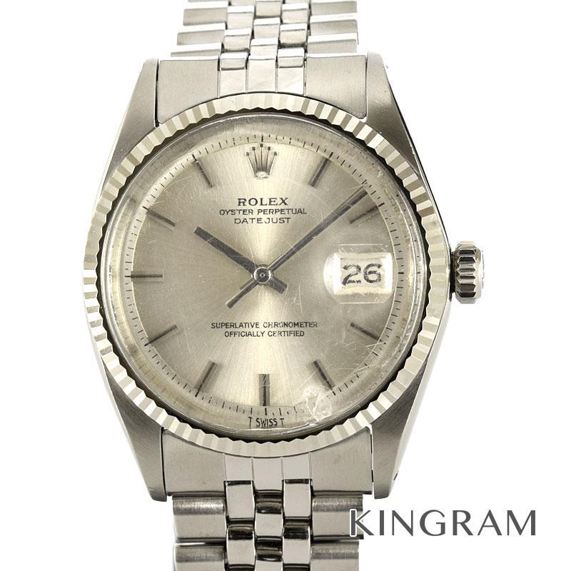 ロレックス ROLEX デイトジャスト 1601 OH済 外装仕上げ済 自動巻 メンズ 腕時計 rkd【中古】