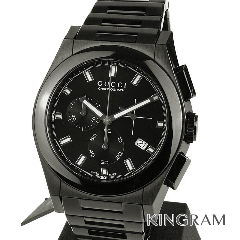 グッチ GUCCI 115.2 パンテオン Ref.YA115237 アウトレット クォーツ メンズ 腕時計 ec 【中古】