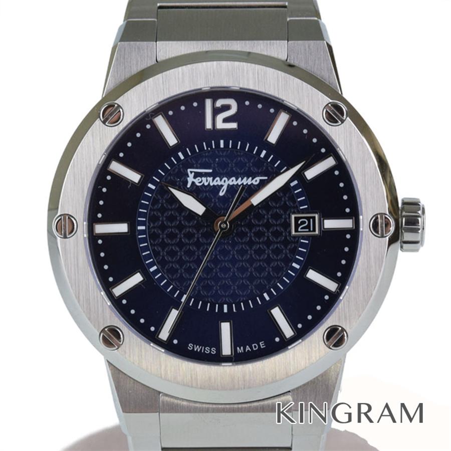 サルヴァトーレフェラガモ Salvatore Ferragamo FIF03 0015 クォーツ メンズ 腕時計 rna【中古】