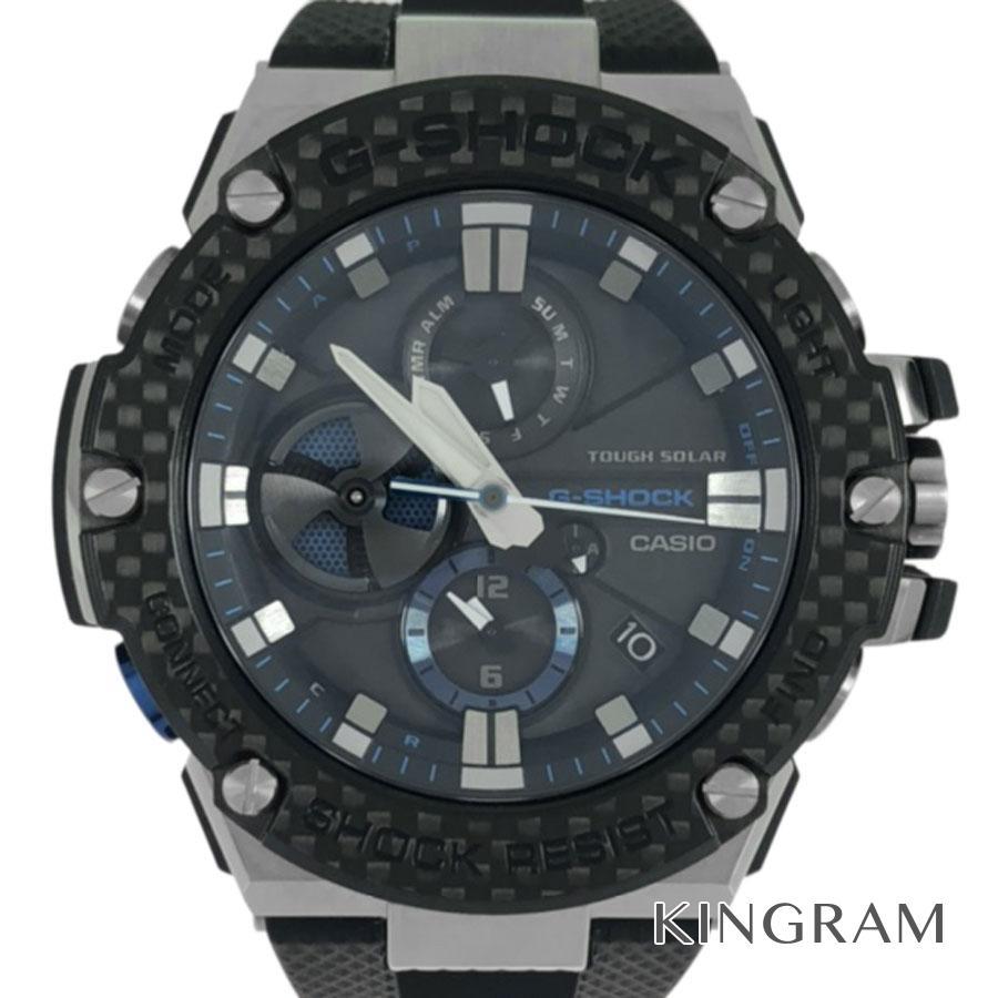 カシオ CASIO G-SHOCK GST-B100XA-1AJF ソーラークォーツ メンズ 腕時計 as【中古】