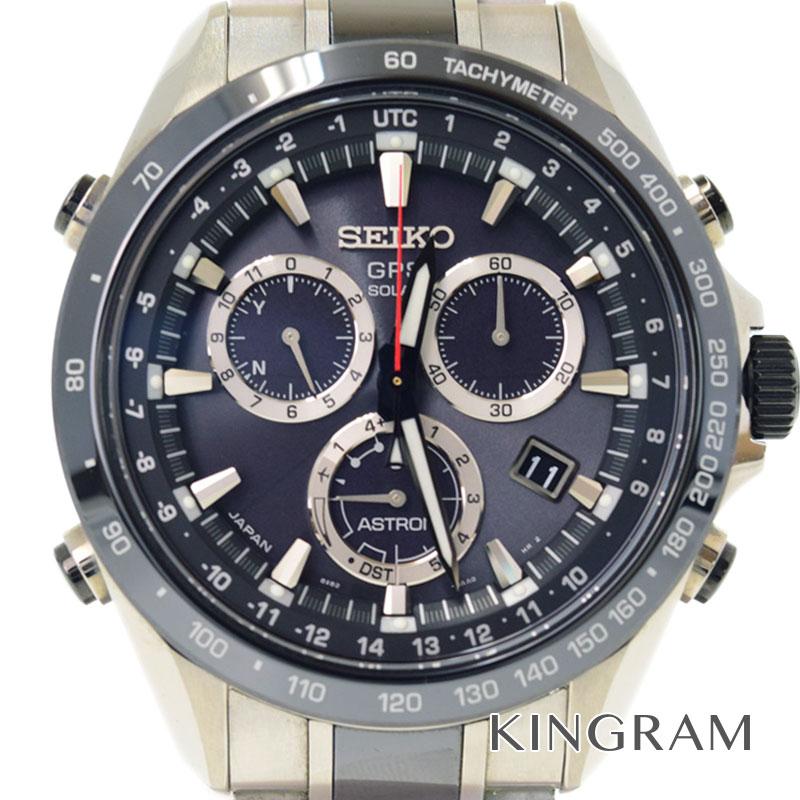 セイコー SEIKO ASTORN アストロン 8X82-0AH0 SBXB029 メンズ腕時計 ju 【中古】