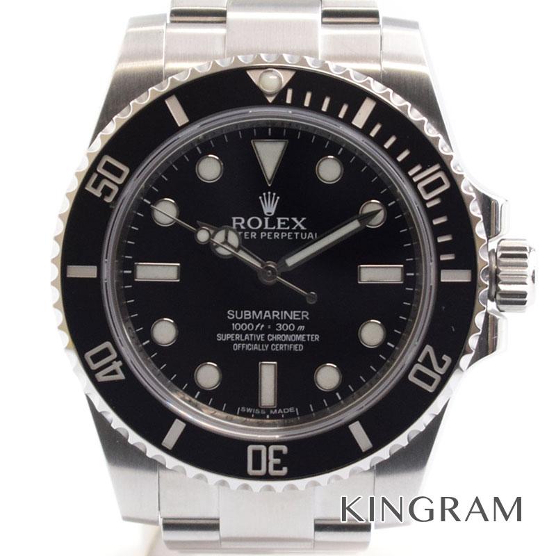 ロレックス ROLEX サブマリーナ 現行モデル 114060 ランダム番 メンズ腕時計 自動巻き km 【中古】