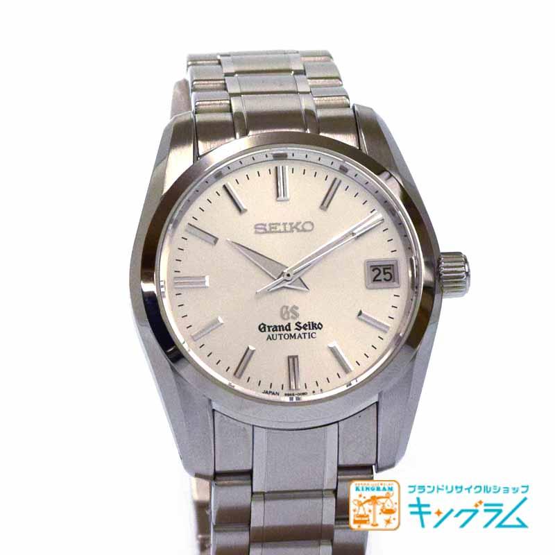 グランドセイコー GrandSeiko GS メカニカル 自動巻き SBGR051 9S65-00B0 メンズ腕時計 omte【中古】