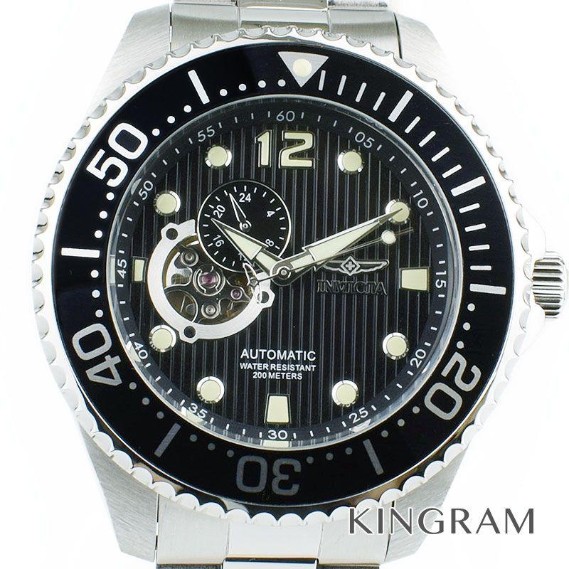 インビクタ INVICTA Ref.15387 プロダイバー 自動巻 メンズ 腕時計 kw 【中古】