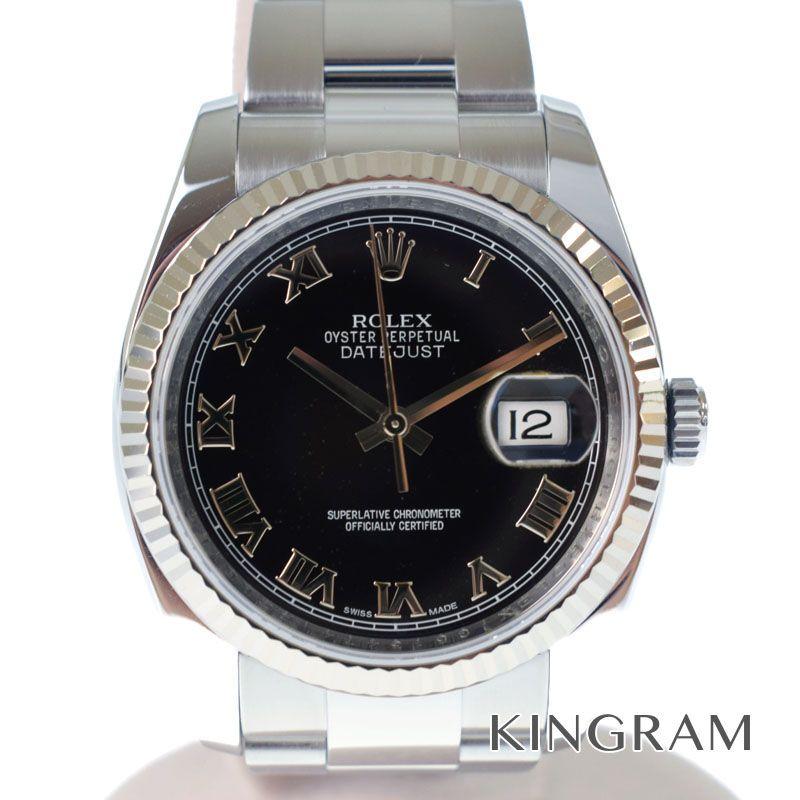 ロレックス ROLEX デイトジャスト Ref.116234 OH済 自動巻 メンズ 腕時計 hste 【中古】