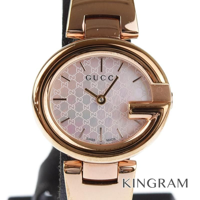 グッチ GUCCI Ref.134.5 YA134512 アウトレット レディース 腕時計 ec 【中古】