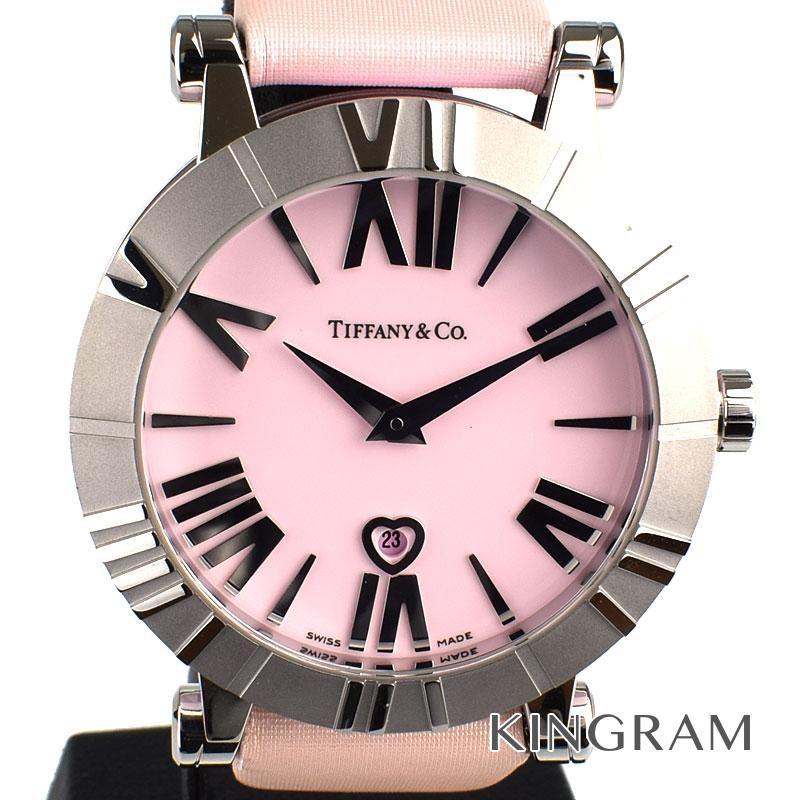 ティファニー&コー TIFFANY&Co. Ref.Z1301.11.11A31A41A クォーツ アトラスハート レディース 腕時計 ec 【中古】