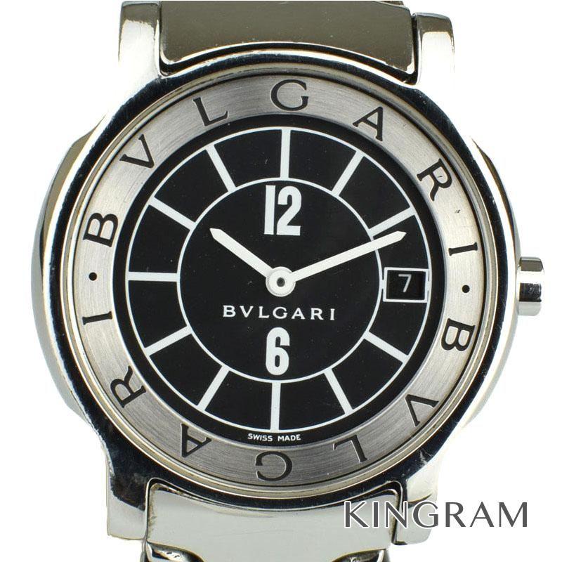 new products cb559 a6f26 BVLGARI ブルガリ ソロテンポ 【中古】 as 腕時計 メンズ ...