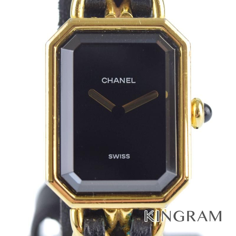 シャネル CHANEL プルミエールMサイズ Ref.H0001 クォーツ レディース 腕時計 rkd 【中古】