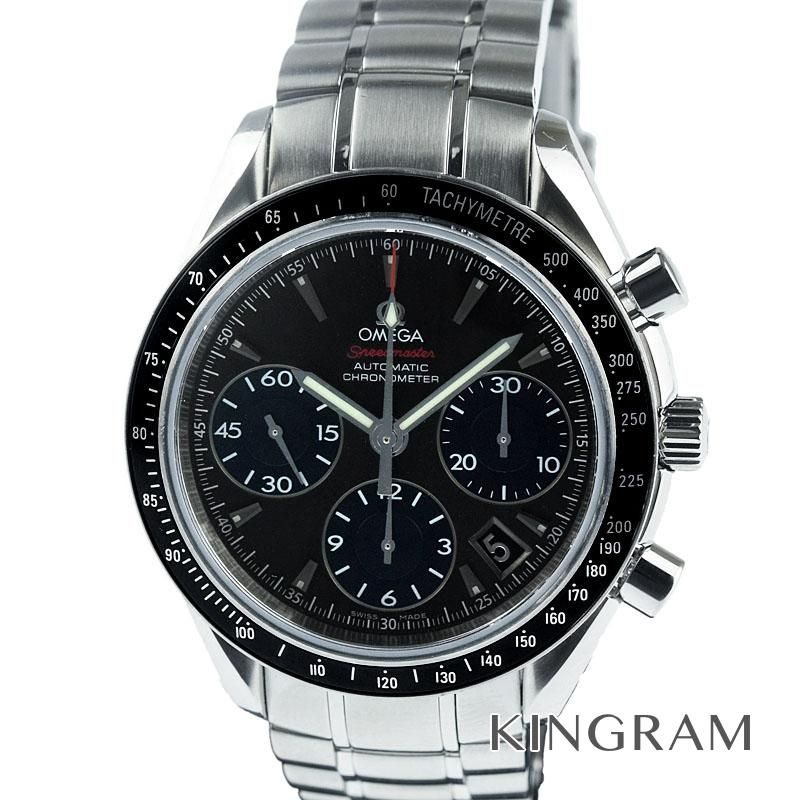 オメガ OMEGA スピードマスター Ref.323.30.40.40.06.001 スピードマスター デイト クロノグラフ 外装仕上げ済み 自動巻き メンズ 腕時計 smas 【中古】