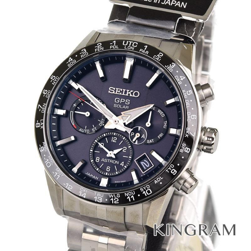 セイコー SEIKO アストロン GPS ソーラー 電波 Ref.SBXC003 未使用品 メンズ 腕時計 fah 【中古】