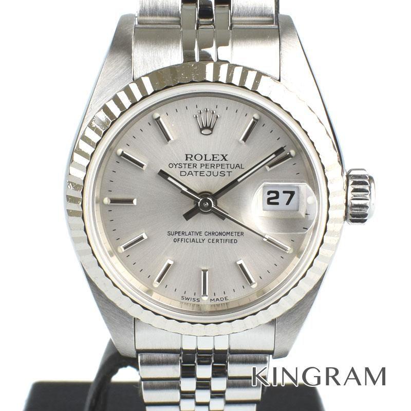 ロレックス ROLEX デイトジャストレディ Ref.79174 OH済 自動巻 レディース 腕時計 teju 【中古】