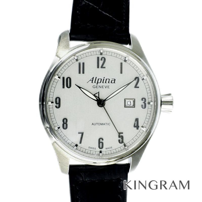 アルピナ Alpina Ref.AL525X4S6 自動巻 メンズ 腕時計 ec 【中古】