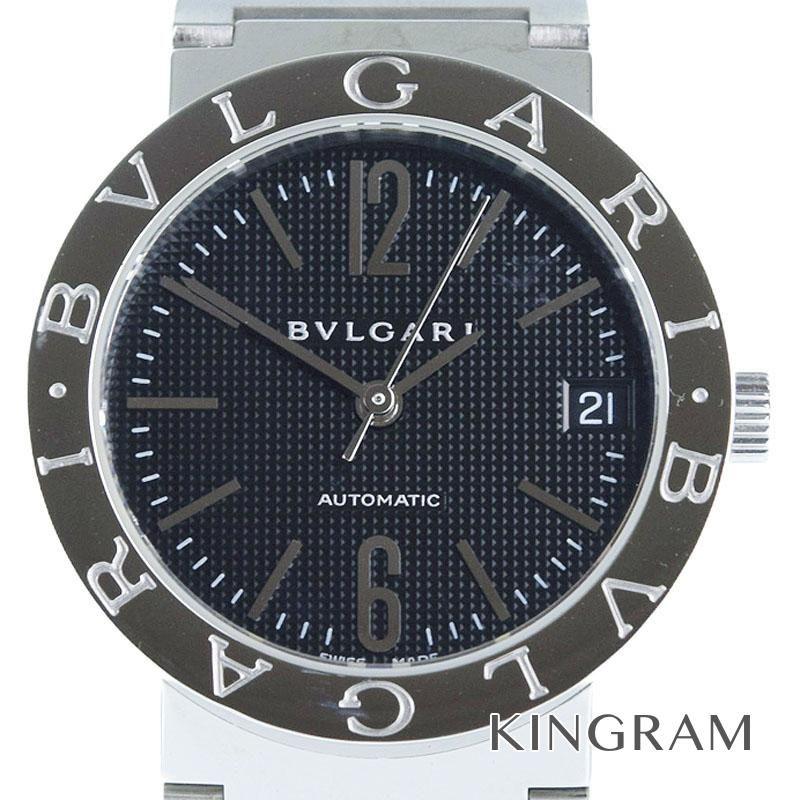 ブルガリ BVLGARI Ref.BB33SS ブルガリブルガリ 自動巻 男女兼用腕時計 teju 【中古】