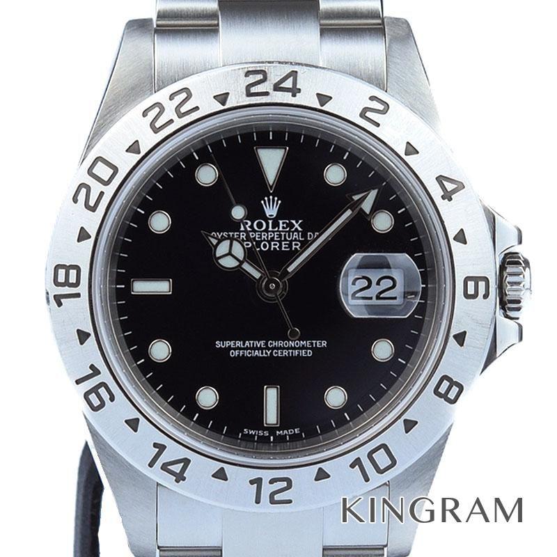 ロレックス ROLEX エクスプローラー2 Ref.16570 自動巻 メンズ 腕時計 mite 【中古】
