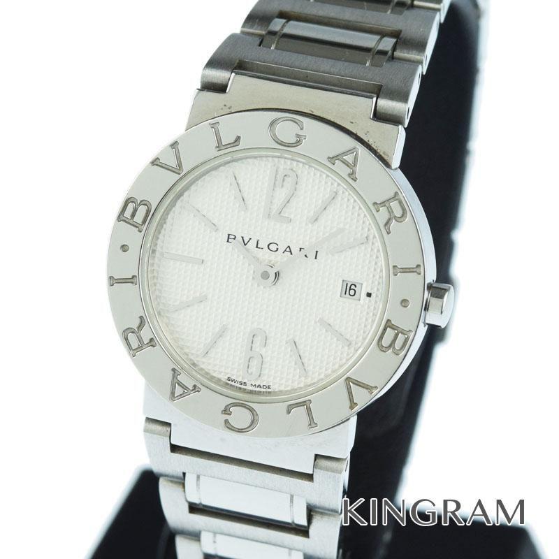 ブルガリ BVLGARI Ref.BB26SS ブルガリブルガリ クォーツ レディース 腕時計 im 【中古】