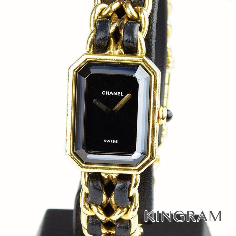 シャネル CHANEL プルミエール Lサイズ クォーツ レディース 腕時計 nriz 【中古】
