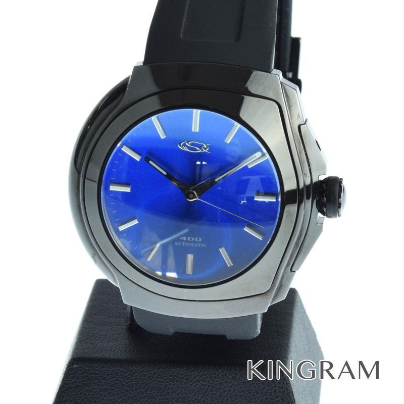 ジーエスエックス GSX ブルーインブラック 限定150本 Ref.GSX400BTS 自動巻 メンズ 腕時計 ros 【中古】