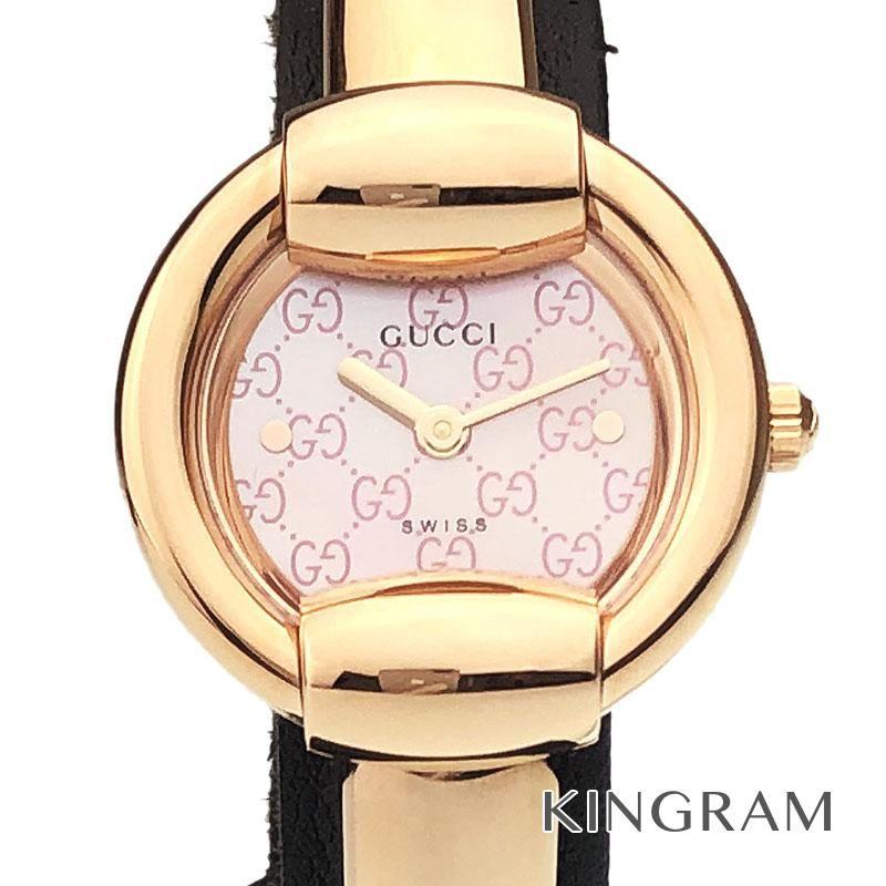 グッチ GUCCI 1400L バングルウォッチ Ref.YA014516 アウトレット クォーツ レディース 腕時計 ec 【中古】