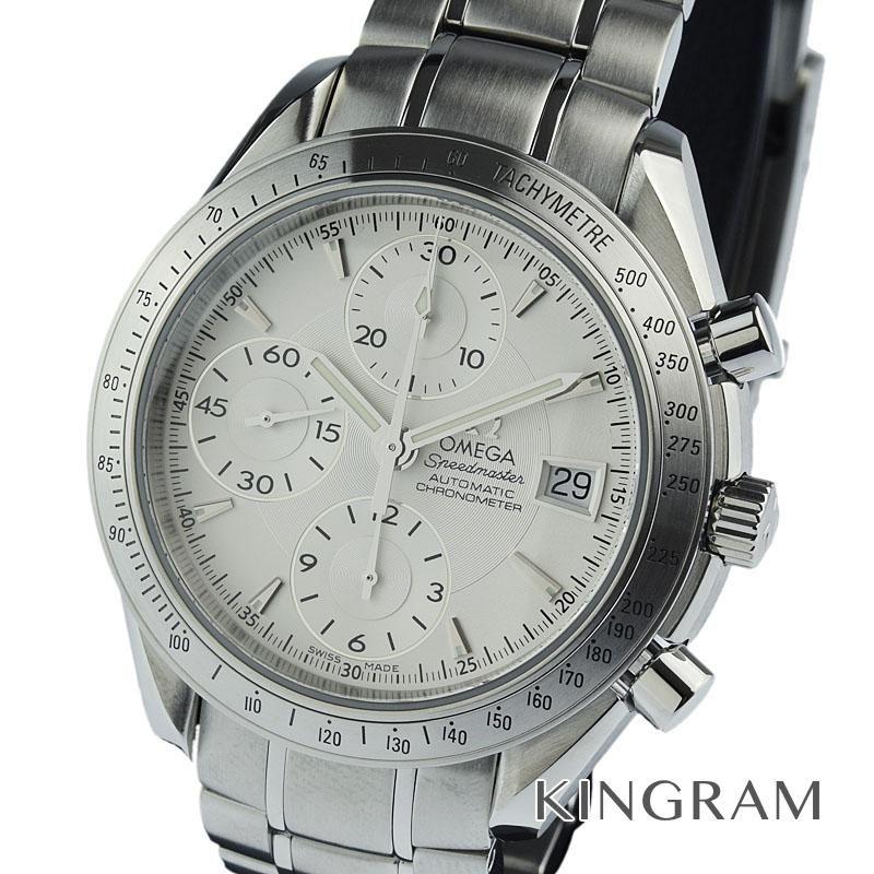 オメガ OMEGA スピードマスター デイト Ref.3211.30 自動巻 メンズ 腕時計 rib 【中古】
