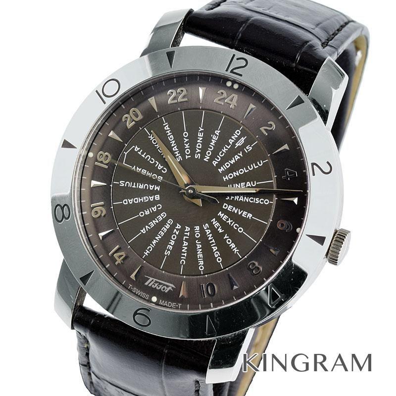 ティソ TISSOT Ref.T078.641.16.057.00 自動巻 メンズ 腕時計 as 【中古】