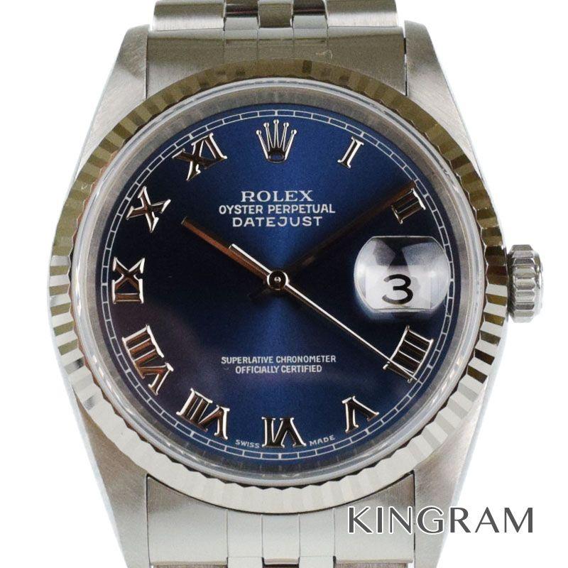 ロレックス ROLEX デイトジャスト Ref.16234 OH済 自動巻 メンズ 腕時計 kw 【中古】