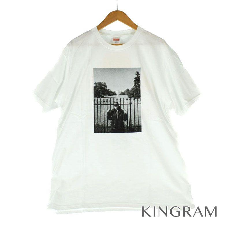 シュプリーム Supreme Tシャツ UNDERCOVER アンダーカバー White House Tee 白 ホワイト コットン メンズトップス rtk 【中古】