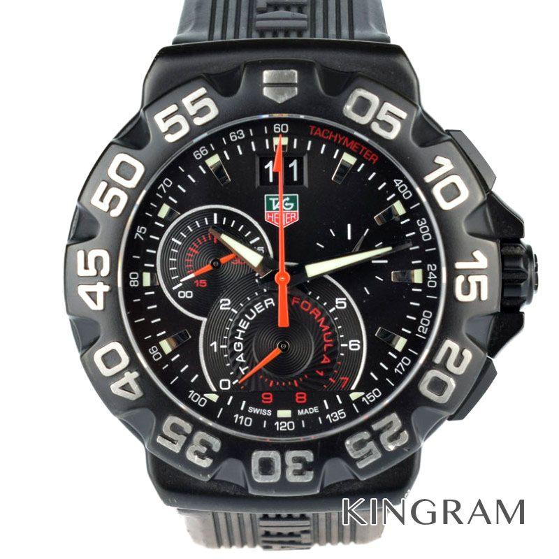 タグホイヤー TAG Heuer フォーミュラ1 Ref.CAH1012 クォーツ メンズ 腕時計 rib 【中古】