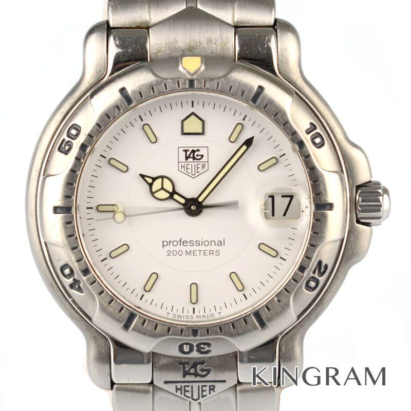 タグホイヤー TAG Heuer 6000シリーズ Ref.WH1111 クォーツ メンズ 腕時計 rib 【中古】