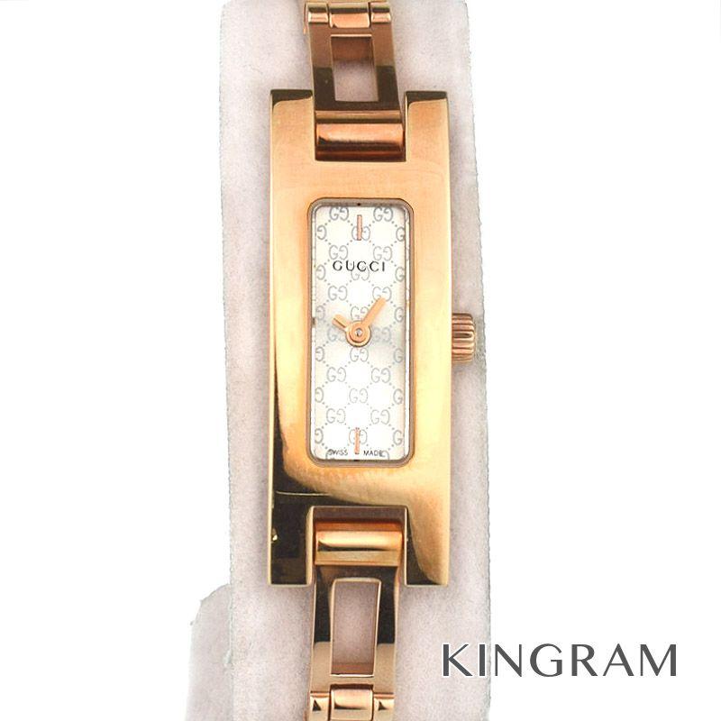 グッチ GUCCI Ref.3900L YA039548 アウトレット クォーツ レディース 腕時計 ec 【中古】
