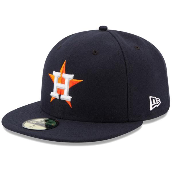 ニューエラ キャップ 帽子 NEW ERA 59FIFTY MLB オンフィールド ヒューストン・アストロズ 11449371 ホーム