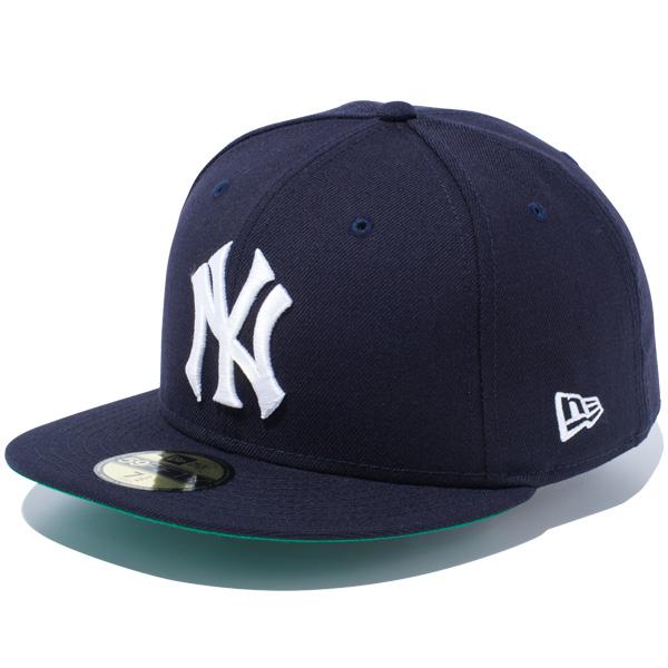 送料無料 ニューエラ キャップ KINGS別注 NEW ERA 59FIFTY COOPERSTOWN ニューヨーク ヤンキース 1958年モデル 帽子 メンズ レディース プレゼント ネイビー/ホワイト/ケリーグリーン アンダーバイザー 11773663