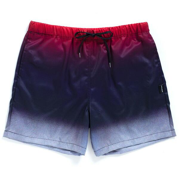 【即日発送】アップルバム ショートパンツ ボードショーツ APPLEBUM Gradation Board Shorts メンズ 男性 水着 ストリート ブランド ファッション HS1810804 グラデーション