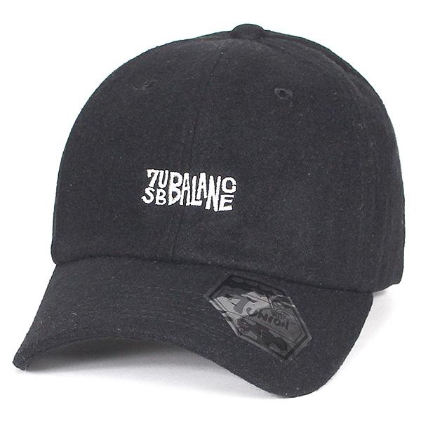 7UNION 7ユニオン The Blance Bent Brim Cap ベントブリムキャップ ボールキャップ ユニセックス 帽子 7IAXY-003 ブラック