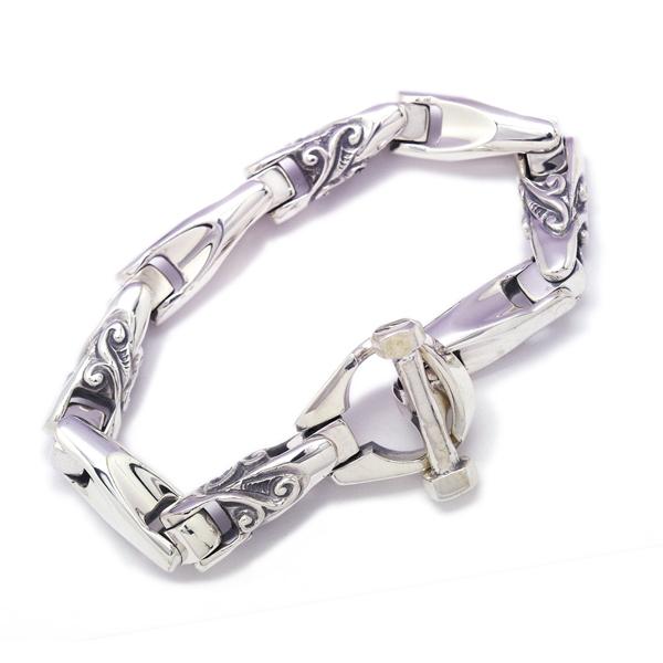 堅実な究極の BWL(ビルウォールレザー) U-JOINT Bracelet 全長21cm Bracelet B412, 鷹野桃ぶどう園:877012da --- agrohub.redlab.site
