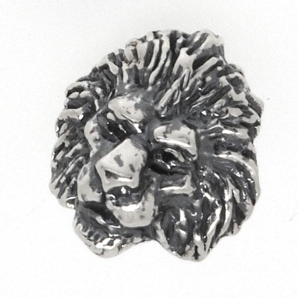 クレイジーピッグ ピアス 安全 CRAZY PIG DESIGNS HEAD LION ライオンヘッドピアス #954 卸売り STUD